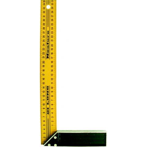 Úhelník žlutý 35cm-5103
