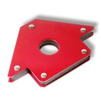 """Úhlový magnet 4"""", 45°/90°/135°, Ø 25mm, BASS"""