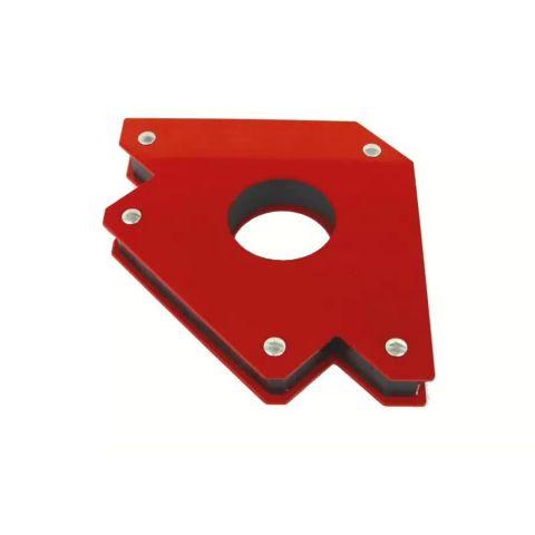 """Úhlový magnet 4"""", 45°/90°/135°, Ø 30mm LAND & WELDER"""