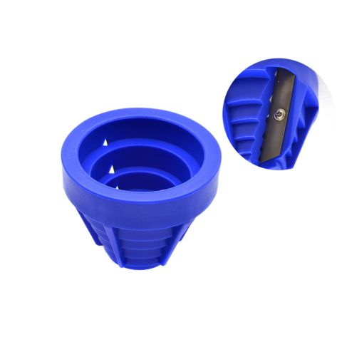 Univerzální srážeč hran, frézka plastových trubek 20-63mm GEKO