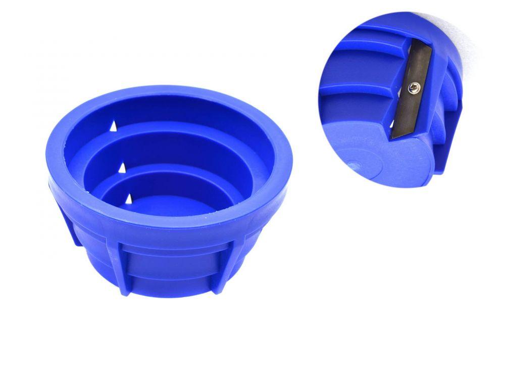 Univerzální srážeč hran, frézka plastových trubek 75-110mm GEKO