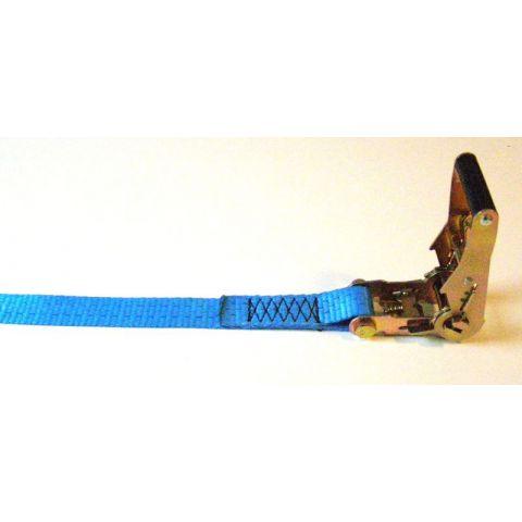 UP-1/5 - Upínací pás jednodílný do 1000 kg/25 mm, modrý, délka 5 m