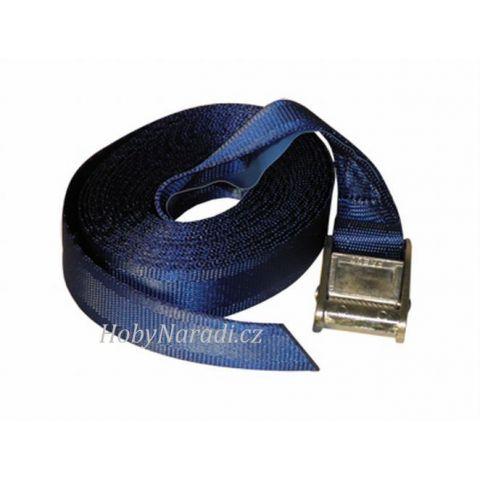 Upínací popruh modrý 0,37T x 3M VINTEC