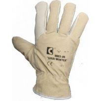 URBI WINTER - rukavice líc. kůž.11