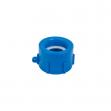 Uzávěr, redukce pro kontejner na vodu IBC, vnitřní závit S60x6, vnitřní závit 1 1/2''