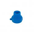 Uzávěr, redukce pro kontejner na vodu IBC, vnitřní závit S60x6, vnější závit 1 1/2'