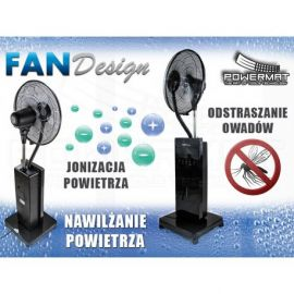 Ventilátor FAN DESIGN Ocean Fresh 120