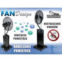 Ventilátor FAN DESIGN Ocean Fresh 120