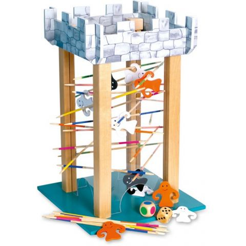 Věž duchů LEGLER