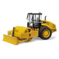 Vibrační válec s radlicí Caterpillar 02450 BRUDER