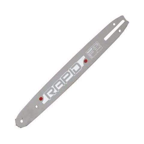 """Vodící lišta na řetězovou pilu 15"""" 0.325"""" 1,3mm 64z RAPID"""