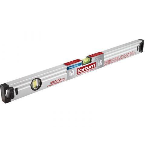 Vodováha, 600mm, přesnost 0,5mm/1m FORTUM