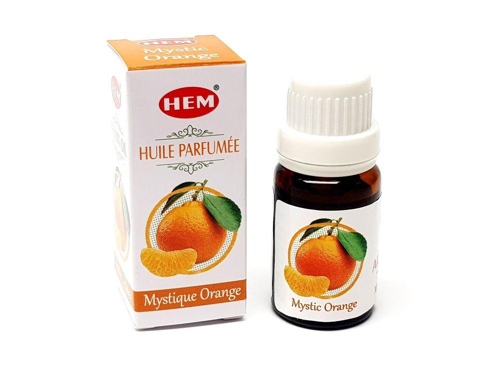 Vonný olej 10ml MYSTIC pomeranč *HOBY 0Kg 569615