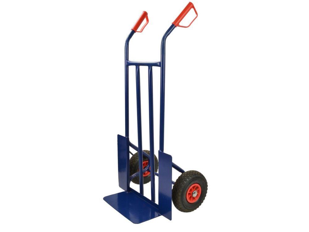 Vozík ruční / rudl, nosnst 200 kg, kola 350x180 mm, GEKO Nářadí-Sklad 1 | 8.5