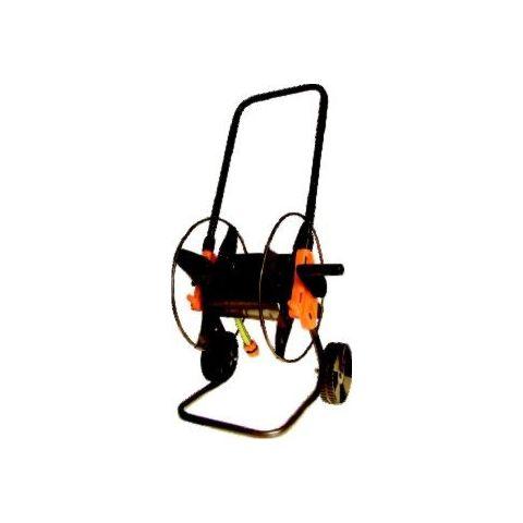 Vozík zahradní kovový na hadice