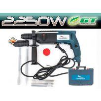 Vrtací kladivo s upínáním SDS+ 2250W POWERMAT - 2 hlavy