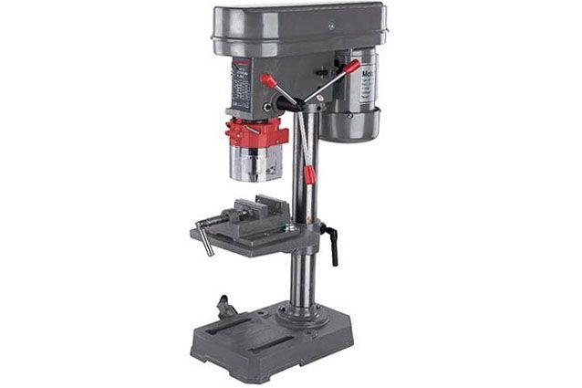 Vrtačka stolní, stojanová 350W sklíčidlo 13mm Dp03-13 Worcraft