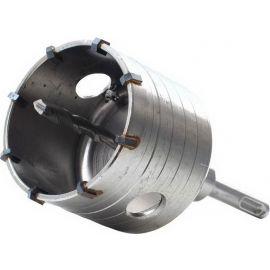 Vrták SDS PLUS do zdi korunkový, 73mm, délka stopky 100mm, EXTOL CRAFT