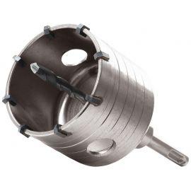 Vrták SDS PLUS do zdi korunkový, O 68mm, délka stopky 100mm, EXTOL PREMIUM