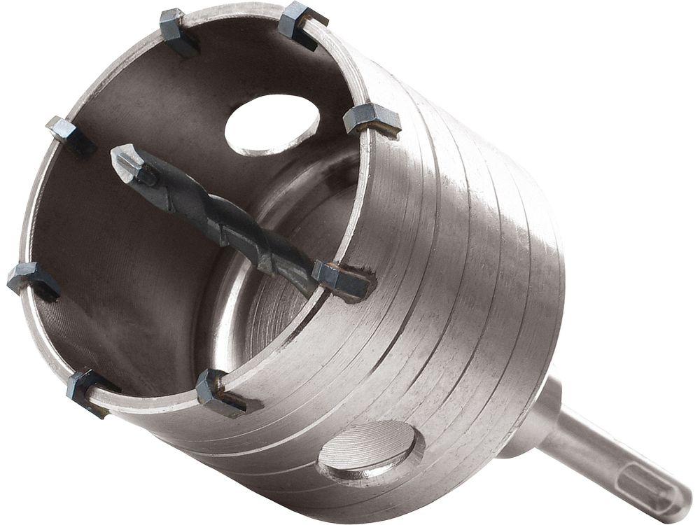 Vrták SDS PLUS do zdi korunkový, O 68mm, délka stopky 100mm, EXTOL PREMIUM *HOBY 0.88Kg 8801954