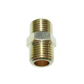 Vsuvka dvojitá 1/4AG x 3/8AG GÜDE (41032)