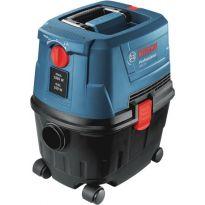 Vysavač na suché i mokré vysávání Bosch GAS 15 Professional, 06019E5000