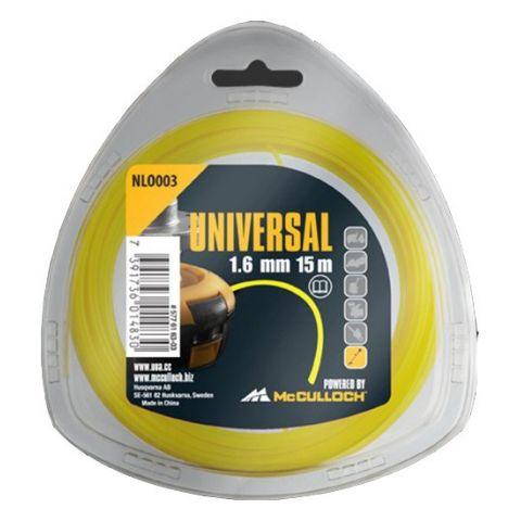 Vyžínací struna 15m NLO003 UNIVERSAL