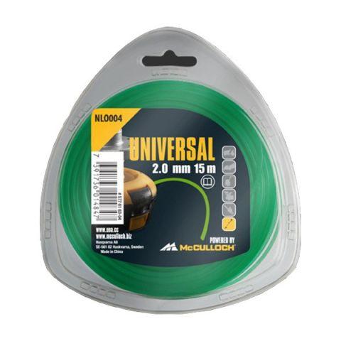 Vyžínací struna 15m NLO004 UNIVERSAL