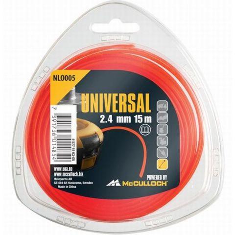 Vyžínací struna 15m NLO005 UNIVERSAL