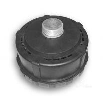 "Vzduchový filtr pro kompresor 132mm, závit 32,6mm (1 1/4""), MAR-POL"