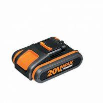 WA3551.1 - Baterie Li-ion 20V, 2,0Ah pro WX166.3,175,373, WG169E,259E WORX Garden