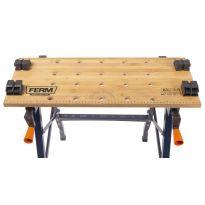 WBM1004 - Upínací pracovní stůl 150kg FERM
