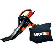 WG501E - Vysavač listí 3000W WORX