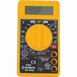 WT9048 - Multimetr digitální WORKSITE