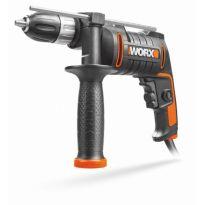 WX317.2 - Příklepová vrtačka 600W, 13mm WORX