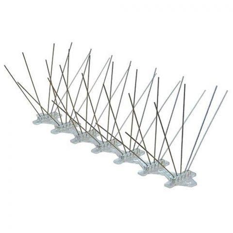 Zábrana proti ptákům 45 hrotů, 60 cm, PC UV