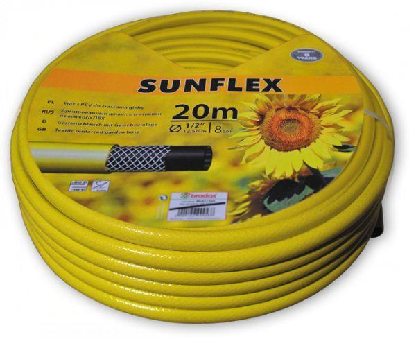 """Zahradní hadice 20m, 3/4"""" SUNFLEX *HOBY 0Kg BR-WMS3/420"""