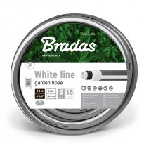 "Zahradní hadice 50m, 1/2"" WHITE LINE"