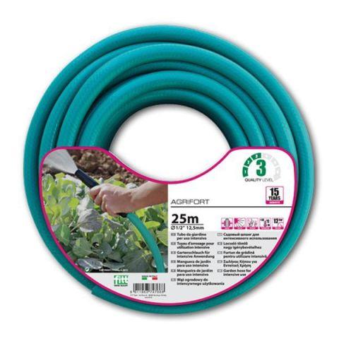 """Zahradní hadice AGRIFORT (různé velikosti, 1"""", 1/2"""", 3/4"""", 5/8"""")"""