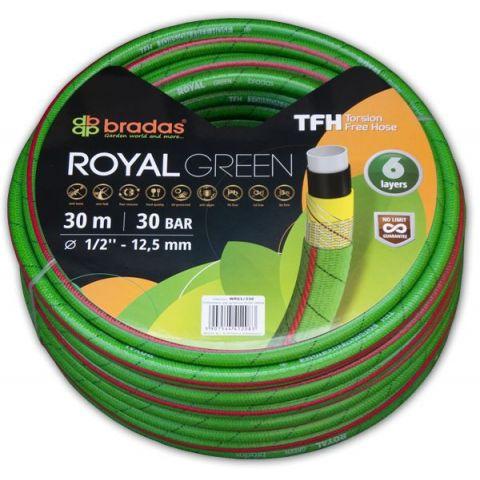 """Zahradní hadice ROYAL GREEN (různé velikosti, 1"""", 1/2"""", 3/4"""", 5/8"""")"""