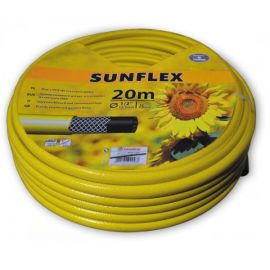 """Zahradní hadice SUNFLEX (různé velikosti 1 1/4"""", 1"""", 1/2"""", 3/4"""", 5/8"""")"""