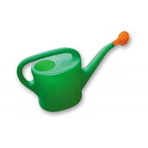 Zahradní plastová konev s kropítkem 5l