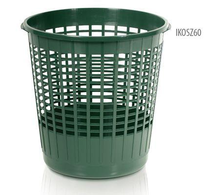 Zahradní plastový koš bez víka 60L CAGE Nářadí-Sklad 1 | 0.74