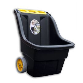 Zahradní plastový vozík 110L SOLID-GO