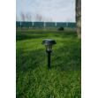 Zahradní svítidlo solární s hubičem hmyzu LED/UV na hrotu