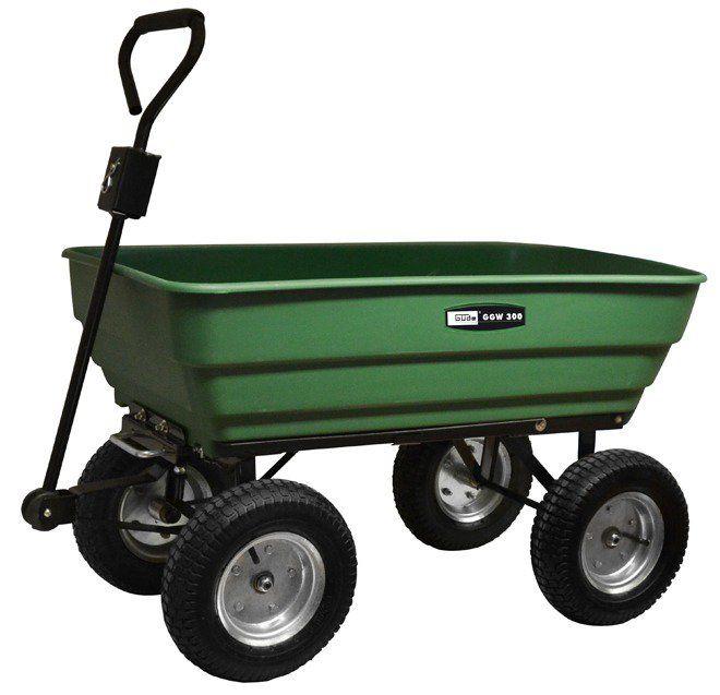 Zahradní vozík 125l, 300kg GGW 300 GÜDE (94337) Nářadí-Sklad 1 | 26.9