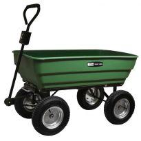 Zahradní vozík 125l, 300kg GGW 300 GÜDE (94337)