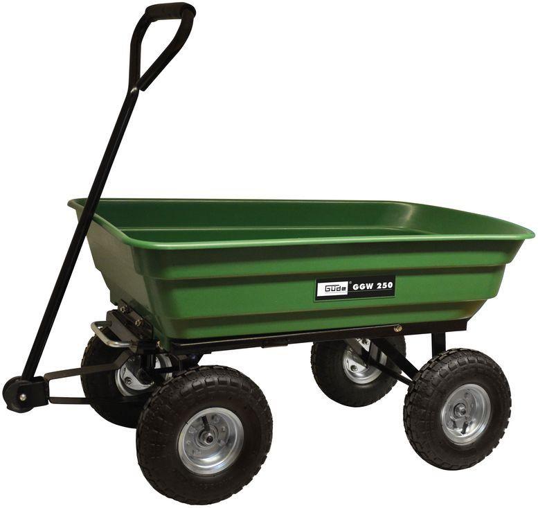 Zahradní vozík 75l, 250kg GGW 250 GÜDE (94336) Nářadí-Sklad 1 | 16.89