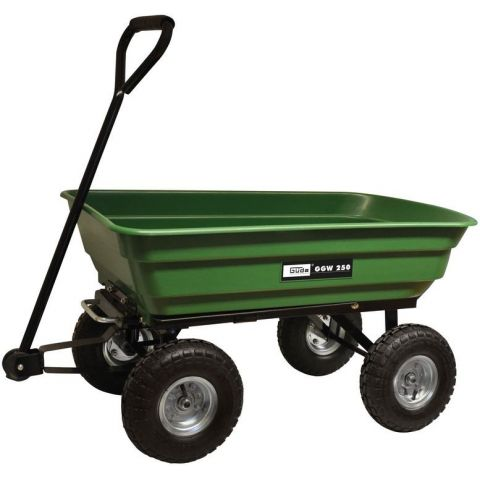 Zahradní vozík 75l, 250kg GGW 250 GÜDE (94336)