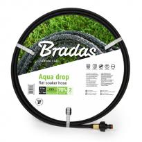 """Zahradní zavlažovací hadice 15m 1/2"""" AQUA-DROP FLAT"""